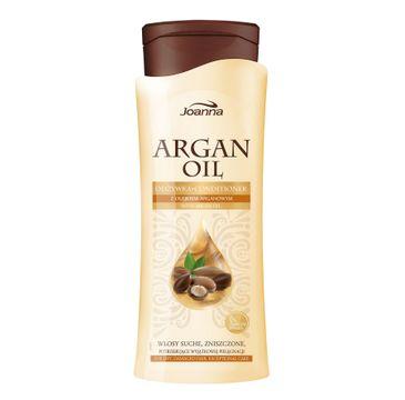Joanna Argan Oil odżywka do włosów suchych i zniszczonych z olejkiem arganowym 400 g
