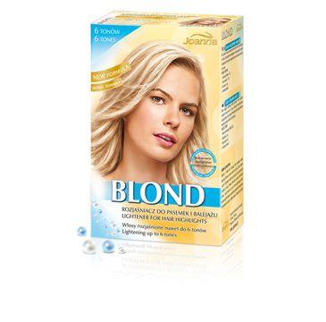 Joanna Blond rozjaśniacz do pasemek 6 tonów 100 ml