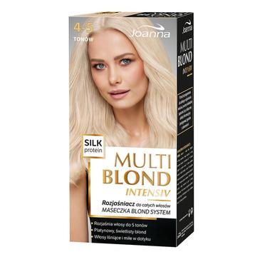 Joanna Multi Blond Intensiv rozjaśniacz do całych włosów do 5 tonów (105 g)