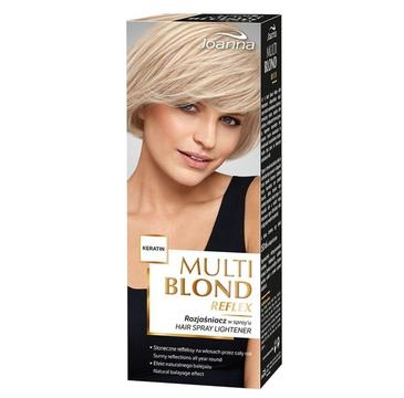 Joanna Multi Blond Reflex rozjaśniacz do włosów w sprayu (150 ml)