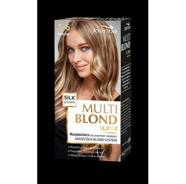 Joanna Multi Blond Super Rozjaśniacz do pasemek 5-6 tonów