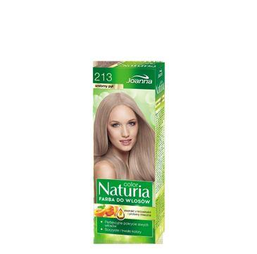 Joanna Naturia Color farba do każdego typu włosów nr 213 srebrny pył 150 g