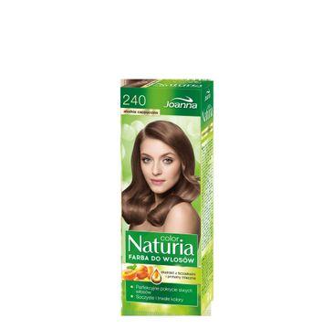 Joanna Naturia Color farba do każdego typu włosów nr 240 słodkie cappucino 150 g
