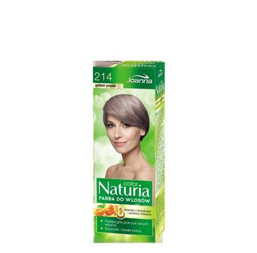 Joanna Naturia Color farba do każdego typy włosów nr 214 gołębi popiel 150 g