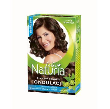 Joanna Naturia Loki płyn do trwałej delikatny 75 ml + 75 ml