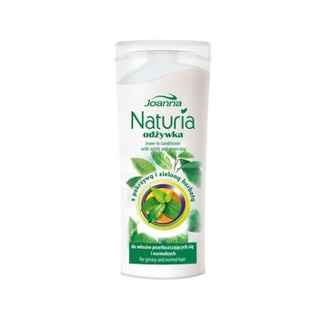 Joanna Naturia odżywka do włosów pokrzywa i zielona herbata 100 g