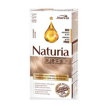 Joanna Naturia Organic farba do każdego typu włosów nr 311 platynowy 120 ml
