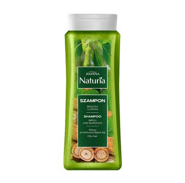 Joanna – Naturia Szampon do włosów Brzoza i łopian (500 ml)