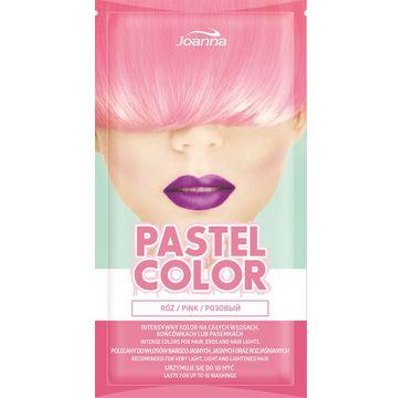 Joanna Pastel Color szampon koloryzujący w saszetce Róż 35 g