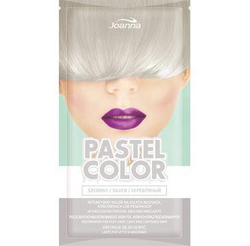 Joanna Pastel Color szampon koloryzujÄ…cy w saszetce Srebrny 35 g