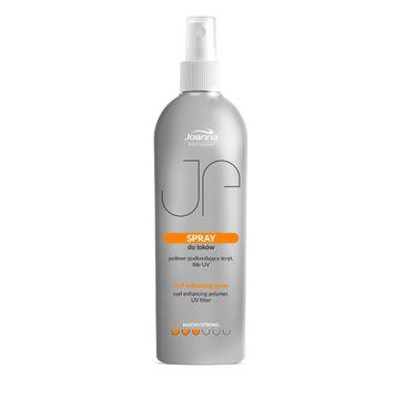 Joanna Profesjonalna Stylizacja spray do loków do włosów kręconych mocny 300 ml