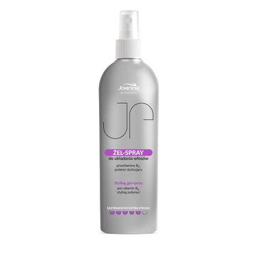 Joanna Profesjonalna Stylizacja żel spray do układania włosów extra mocny 300 ml