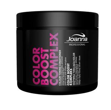 Joanna Professional Color Boost Complex Toning Conditioner - odżywka tonująca kolor 500g