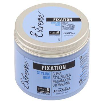 Joanna Professional – Extreme Fixation guma stylizująca megamocna (200 g)