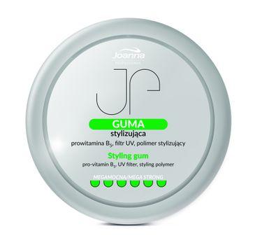 Joanna Professional guma do włosów stylizująca mega mocna 200 g