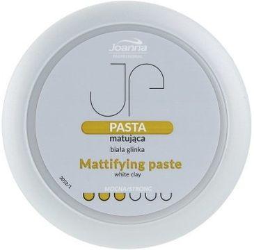Joanna Professional Mattifying Paste pasta matująca z białą glinką mocna 200g