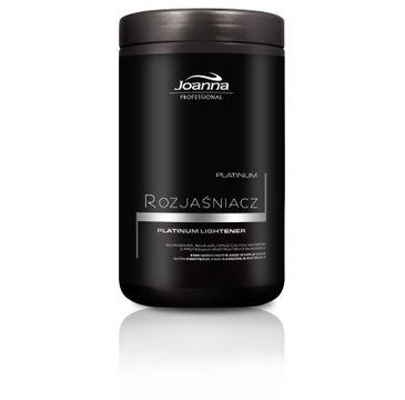 Joanna Professional Platinum rozjaśniacz do włosów 500 g