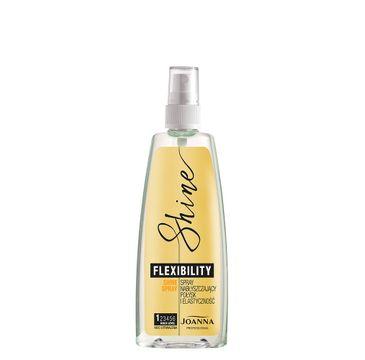 Joanna Professional 鈥� Shine spray nab艂yszczaj膮cy nadaj膮cy po艂ysk i elastyczno艣膰 (150 ml)