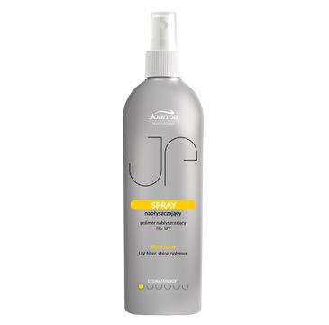 Joanna Professional spray do włosów nabłyszczający delikatny 150 ml