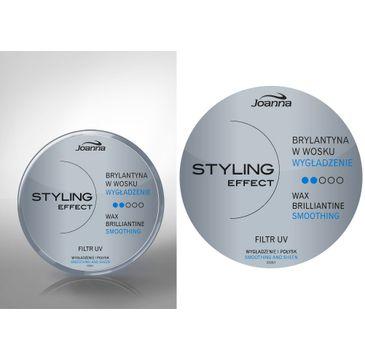Joanna Styling Effect brylantyna w wosku wygładzenie 45 g