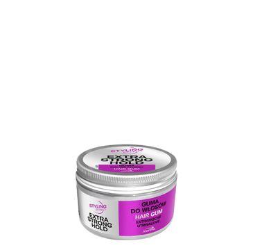 Joanna Styling Effect guma do włosów Extramocne Utrwalenie (100 g)