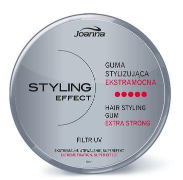 Joanna Styling Effect guma stylizująca extra mocna 100 g