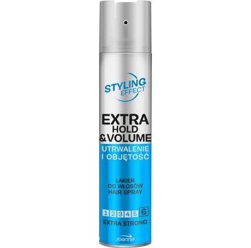 Joanna – Styling Effect Lakier do włosów utrwalenie i objętość extra strong (250 ml)