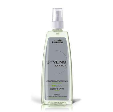 Joanna Styling Effect nabłyszczasz do włosów w sprayu 150 ml