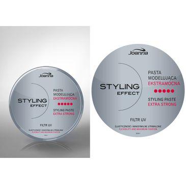 Joanna Styling Effect pasta modelująca do każdego typu włosów 80 g