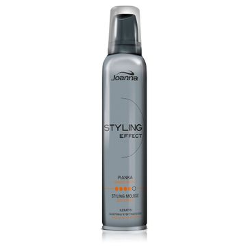 Joanna Styling Effect pianka do każdego typu włosów modelująca bardzo mocna 150 ml