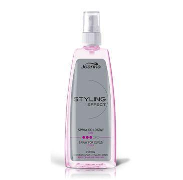 Joanna Styling Effect spray do loków 150 ml
