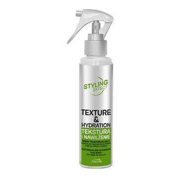 Joanna Styling Effect spray do włosów tekstura i nawilżenie 150 ml