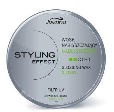 Joanna Styling Effect wosk do włosów nabłyszczający 45 ml