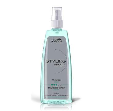 Joanna Styling Effect żel-spray do stylizacji włosów 150 ml