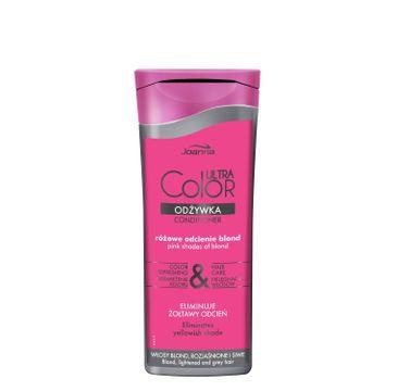 Joanna Ultra Color szampon do włosów różowych o odcieniach blond 200ml