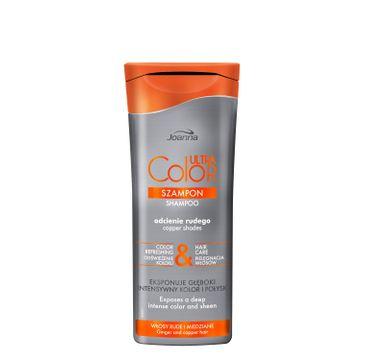 Joanna Ultra Color Szampon do włosów rudych i miedzianych 200 ml