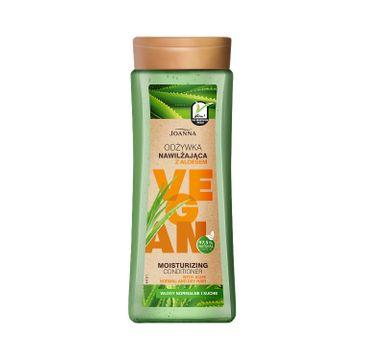 Joanna – Vegan Aloes Odżywka nawilżająca (300 g)