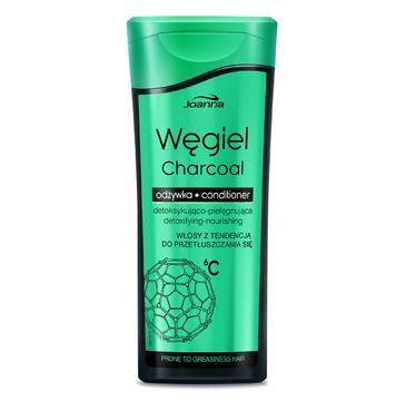 Joanna Węgiel odżywka do włosów przetłuszczających się detoksykująco pielęgnująca 200 g