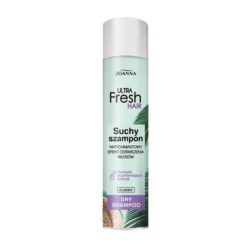 Joanna – Suchy szampon Ultra Fresh Hair Classic (200 ml)