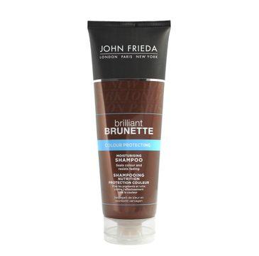 John Frieda Brilliant Brunette szampon do włosów ciemnych ochrona koloru 250 ml