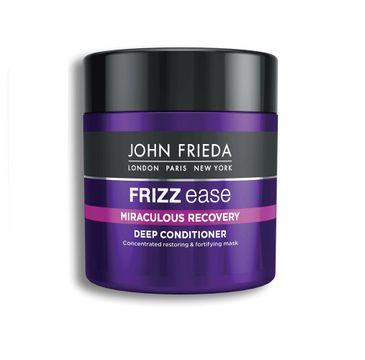 John Frieda Frizz-Ease Miraculous Recovery Deep Conditioner odżywka do włosów suchych i zniszczonych 250ml