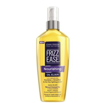 John Frieda Frizz-Ease Nourishing Oil Elixir odżywcze serum do włosów 100ml