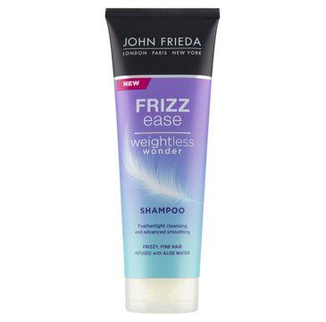 John Frieda Frizz-Ease Weightless Wonder szampon nadający gładkość cienkim włosom (250 ml)