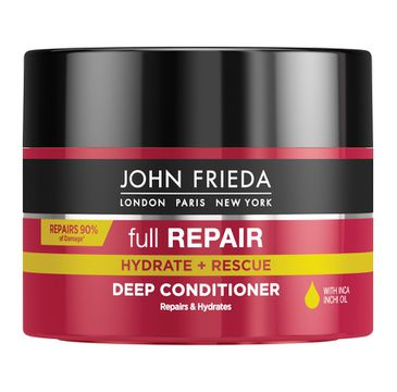 John Frieda Full Repair Deep Conditioner odżywka regenerująca do zniszczonych włosów 250ml