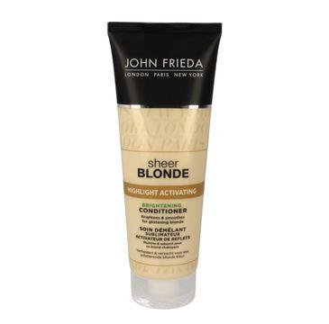John Frieda odżywka do jasnych blond włosów wzmacniająca 250 ml