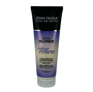 John Frieda odżywka przeciw żółknięciu włosów 250 ml