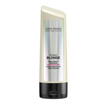 John Frieda Sheer Blonde Brilliantly Brighter Treatment balsam do włosów blond 120ml