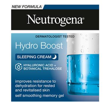 Nautrogena Hydro Boost Krem -Maska nawadniająca na noc (50 ml)