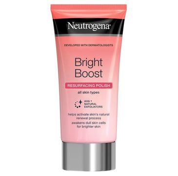 Neutrogena Bright Boost Peeling wyrównujący koloryt cery (75 ml)
