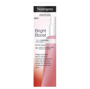 Neutrogena Bright Boost Żel ochronny SPF 30 do twarzy (50 ml)